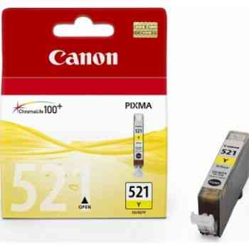 Ver CARTUCHO CANON CLI-521 MP540
