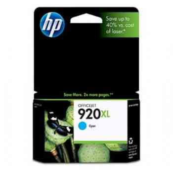 Ver CARTUCHO HP 920XL CD972A CIAN