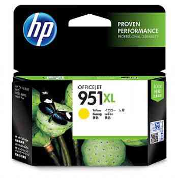 Ver CARTUCHO HP 951XL CN048A AMARILLO 1500 PAGINAS