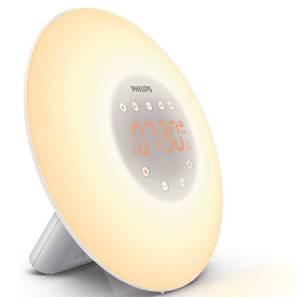 Ver DESPERTADOR PHILIPS HF3505 WAKE UP LIGHT