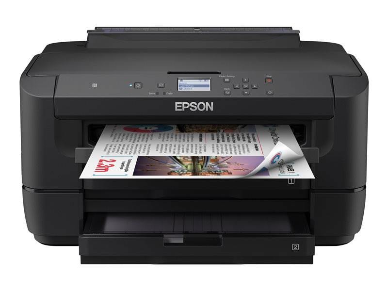 Ver Epson WorkForce WF 7210DTW