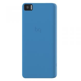 Ver FUNDA BQ AQUARIS M5 5 BLUE CANDY