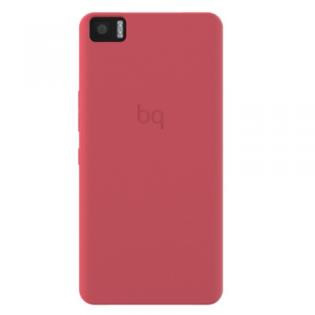 Ver FUNDA BQ AQUARIS M5 5 CHERRY CANDY