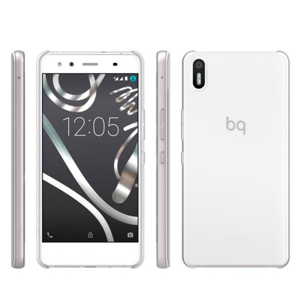 Ver FUNDA BQ AQUARIS X5 ICE CANDY