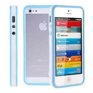 Funda Bumper Iphone 5 Azul