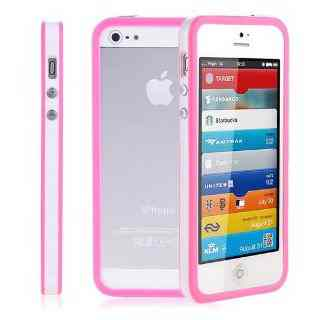 Funda Bumper Iphone 5 Rosa