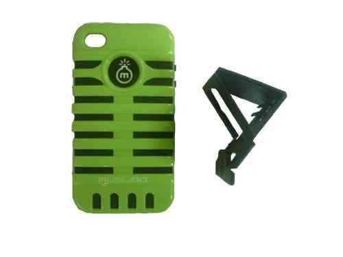Funda Iphone 5 Musubo Elvis Verde