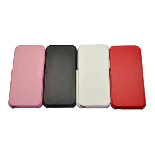Funda Iphone 5 Top Flip Blanca