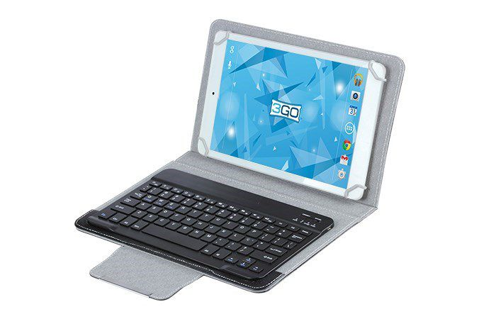 Ver FUNDA TABLET 3GO 10 1 NEGRO TECLADO BLUETOOTH