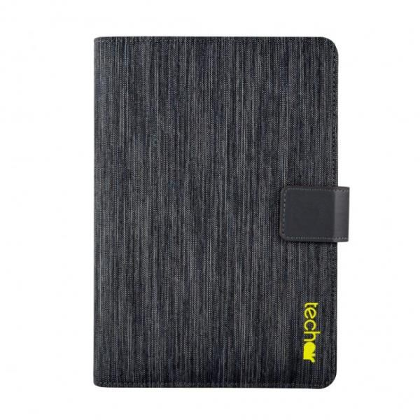 Ver FUNDA TECHAIR TABLET 10 UNIVERSAL TEJIDO NEGRO