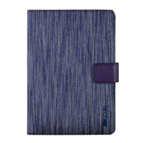 Ver FUNDA TECHAIR TABLET 7 UNIVERSAL TEJIDO AZUL
