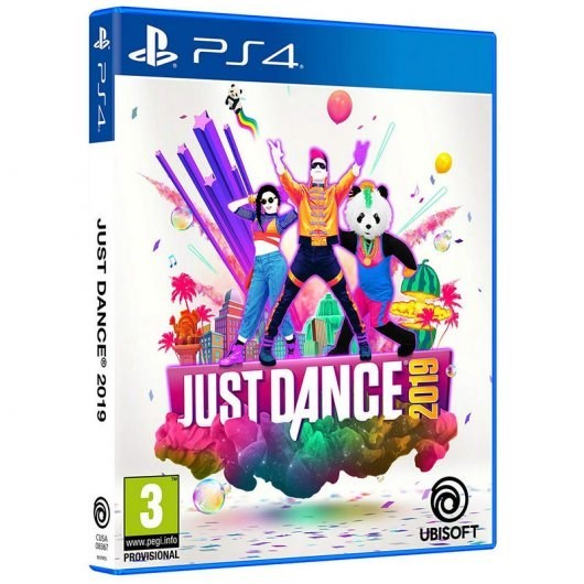 Ver JUEGO PS4 JUST DANCE 2019