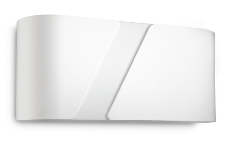 LAMPARA PARED PHILIPS GAINSBORO WALL WHITE