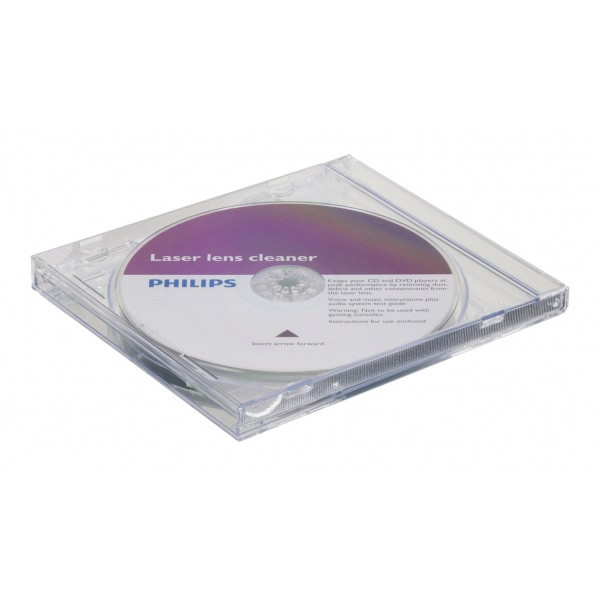 Ver LIMPIADOR PHILIPS CD DVD