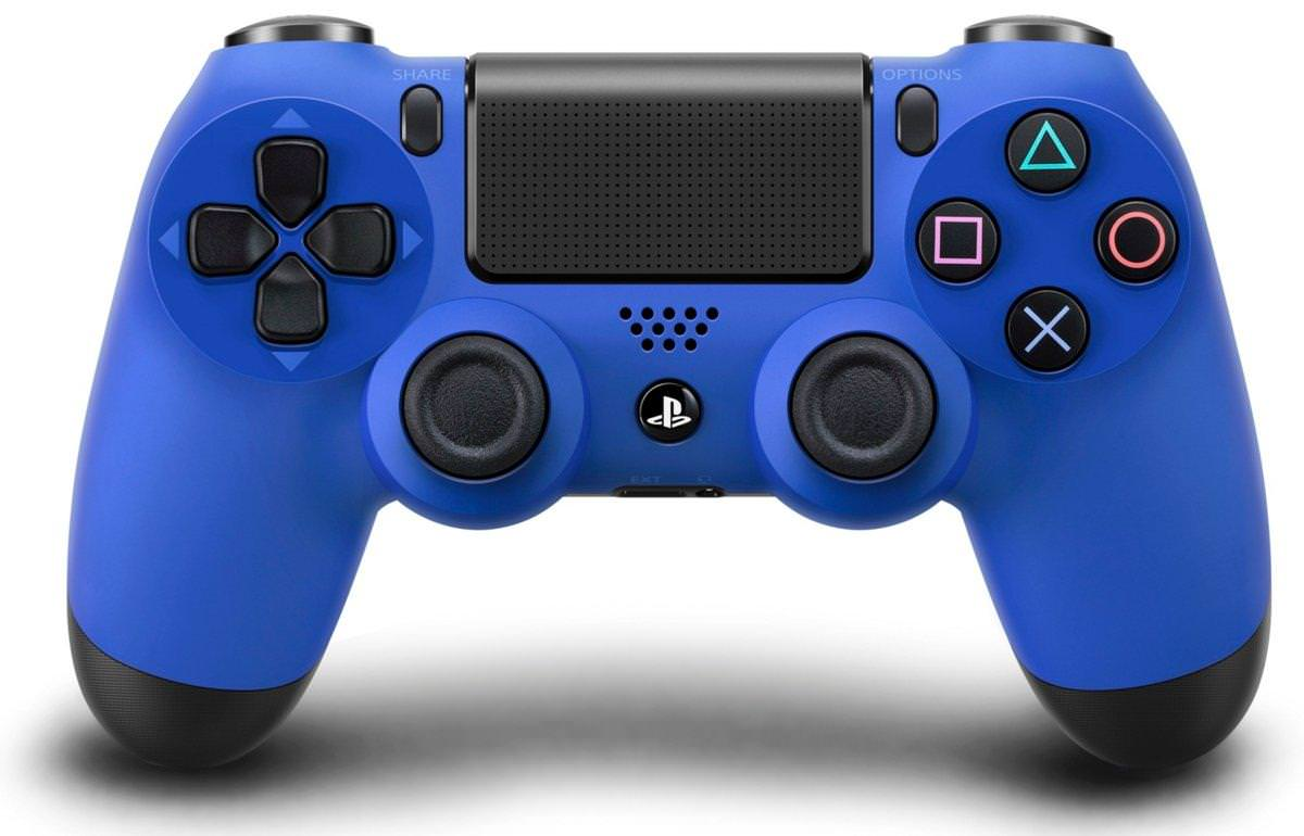 Mando Ps4 Dual Shock 4 Azul