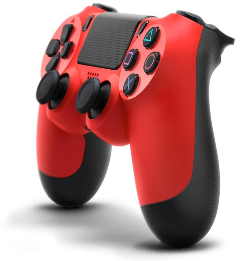 MANDO PS4 DUAL SHOCK 4 ROJO
