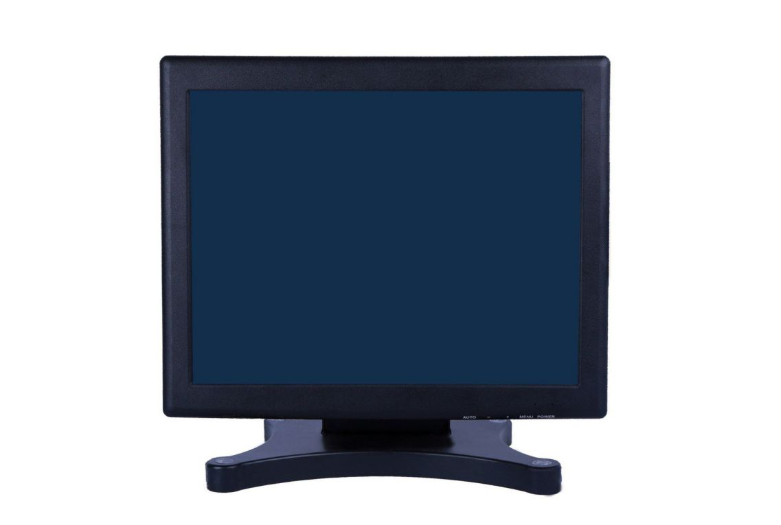 MONITOR TACTIL BLUEBEE 15 NEGRO USB