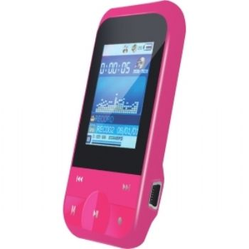 Mp4 Yarvik Joy Media Player 4gb Rosa