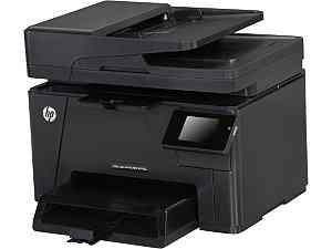 Ver MULTIFUNCION LASER COLOR HP LASERJET PRO M177FW W