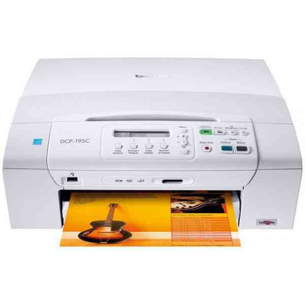 Multifuncion Tinta Brother Dcp-197c