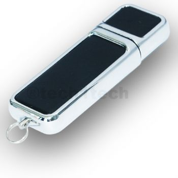 Pen Drive 4gb Black Elegance