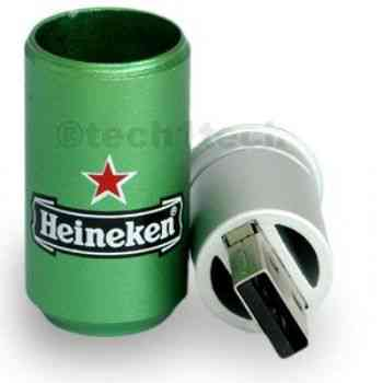 Pen Drive 4gb Fig Lata Heineken