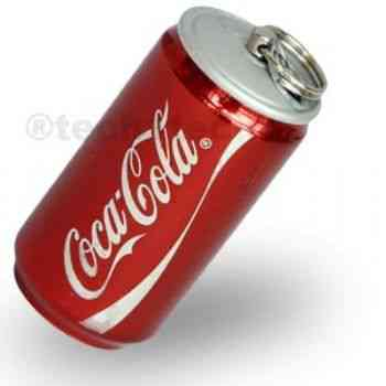 Pen Drive 8gb Fig Lata Coca-cola