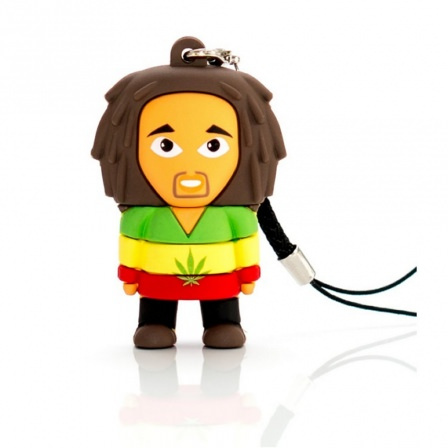 Ver PEN DRIVE FIG16GB BOB MARLEY