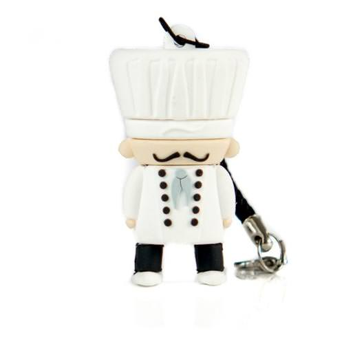 Ver PEN DRIVE FIG16GB MISTER CHEF