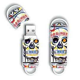 Pen Drive Fig8gb Integral Expression Pop Art1 Sku
