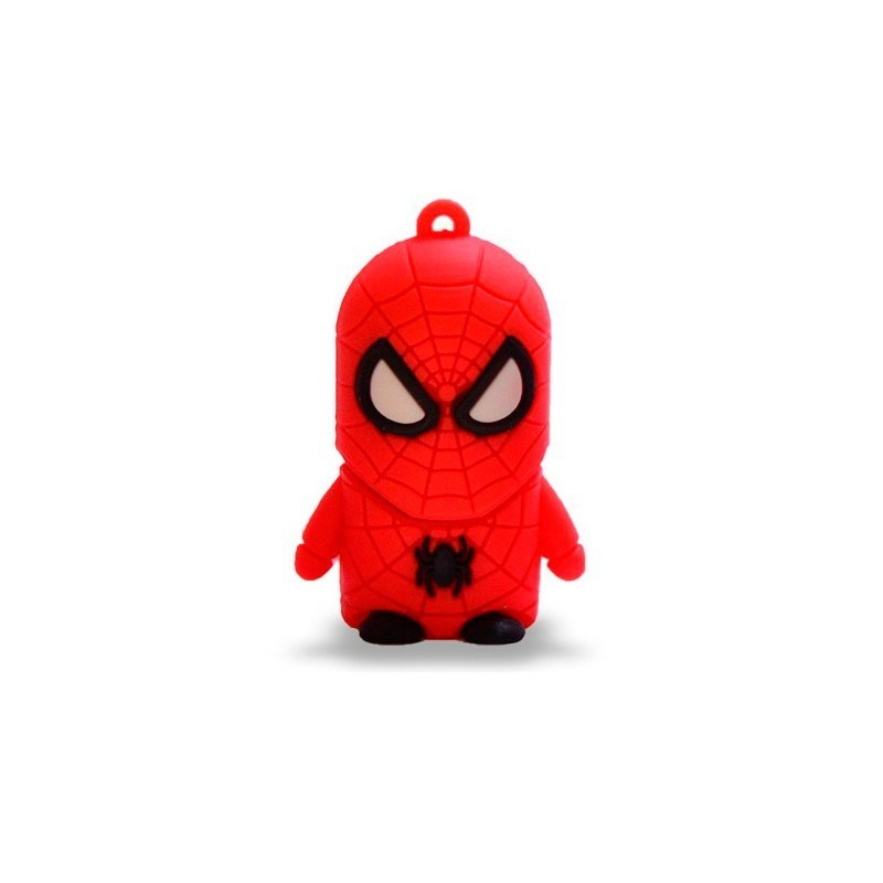 Ver PEN DRIVE16GB FIG SUPER SPIDER TEC5501 16NEW