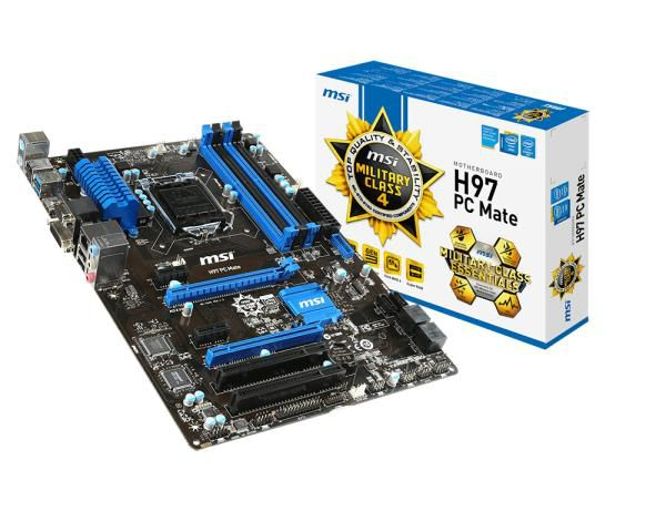 Ver MSI H97 PC MATE ATX