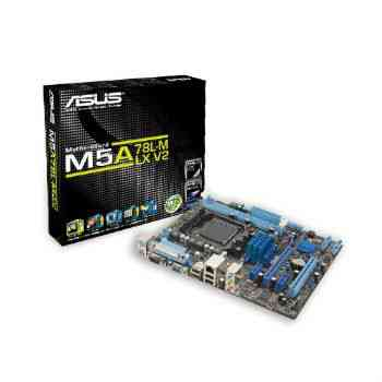 Placa Base Am3 Asus M5a78l-m Lx V2 Matx Ddr3