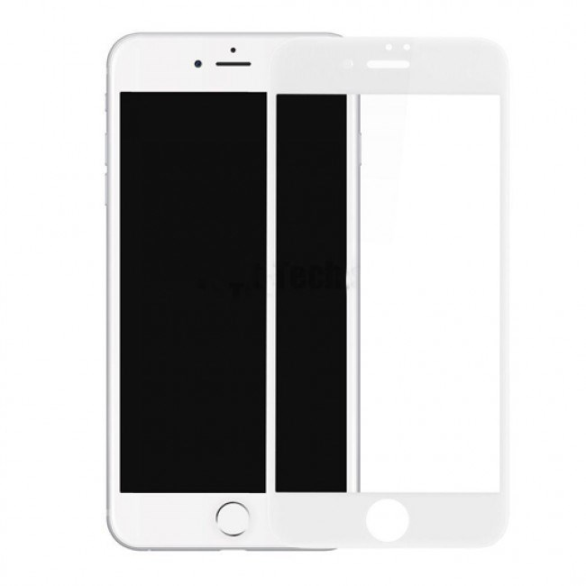 Ver PROTECTOR CRISTAL TEMPLADO CS IPHONE 7 PLUS BLANC