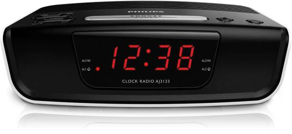 Ver RADIO DESPERTADOR PHILIPS AJ3123