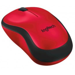 Ver LOGITECH WIRELESS M220 SILENT PLUS ROJO