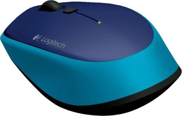 Ver RATON LOGITECH WIRELESS M335 AZUL