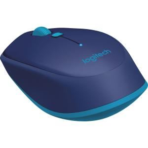 Ver RATON LOGITECH WIRELESS M535 BLUETOOTH AZUL