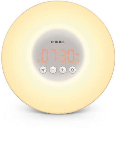 RELOJ DESPERTADOR PHILIPS WAKE UP LIGHT