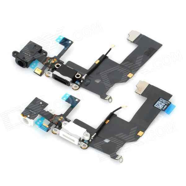 Ver REPUESTO IPHONE 5 FLEX CARGA Y FLEX JACK BLANCO