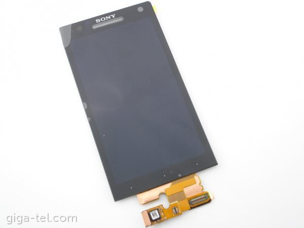 Ver REPUESTO SONY XPERIA S LT26i LCD TOUCH