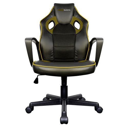 Ver SILLA GAMER MARS GAMING MGC0BY NEGRA AMARILLO