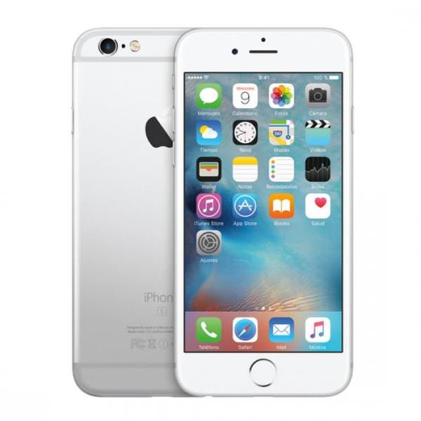 Ver APPLE IPHONE 6S 32GB PLATA
