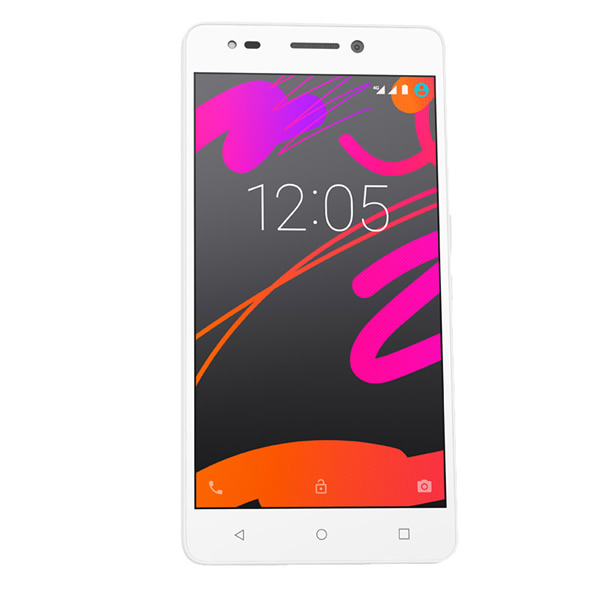 Ver BQ AQUARIS M5 5 4G 2GB BLANCO