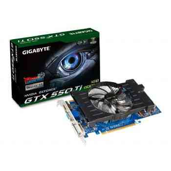 Svga Geforce Club 3d Gtx550 Ti 3072mb Ddr3