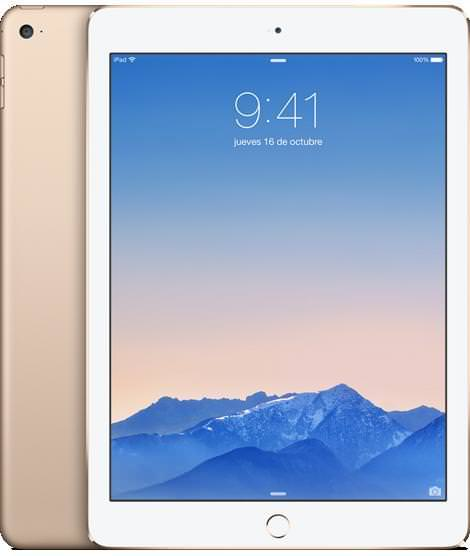Ver APPLE IPAD AIR 2 128GB ORO