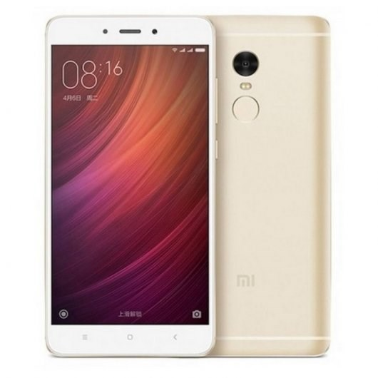 XIAOMI REDMI NOTE 4 ORO 3 GB 32 GB