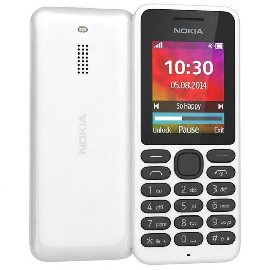 Ofertas movil Nokia 130 Rm 1035 Blanco