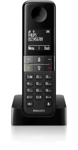 Ver PHILIPS D4501B DEC M