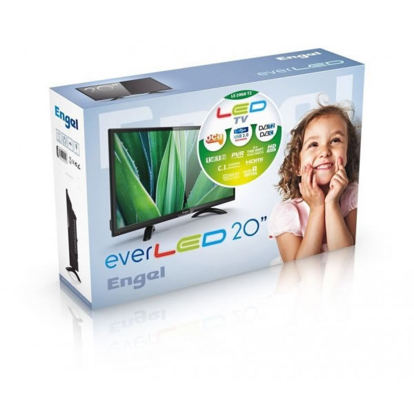 Engel Le2060t2 Hd Ready Tdt2 Usb